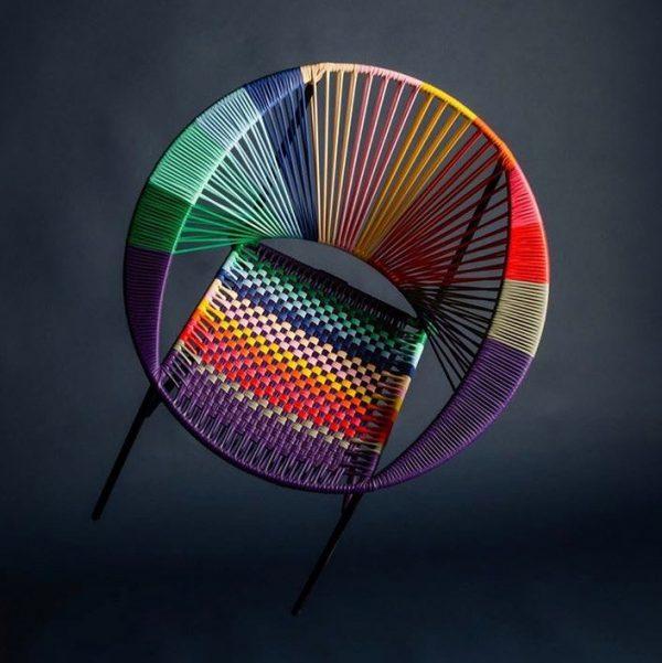 Tucurinca Tres Colorinche Chair