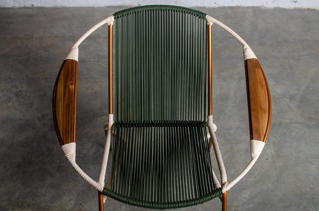 Solido Green Chair