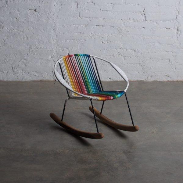 Tucurinquita Mini Rocking Chair Recolorinche