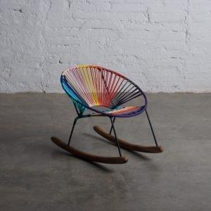 Tucurinquita Mini Rocking Chair Colorinche