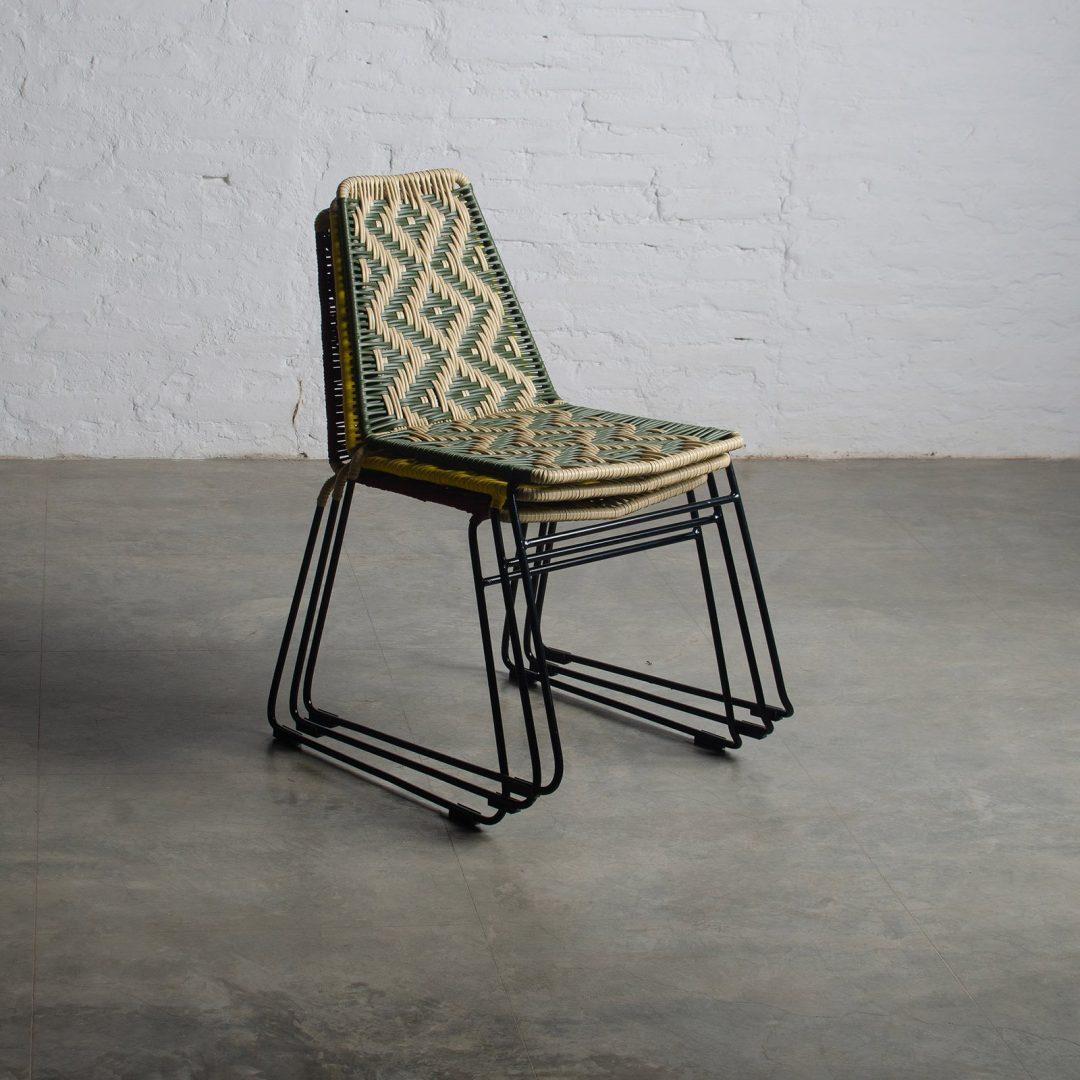 De la Finca II Retro Chair