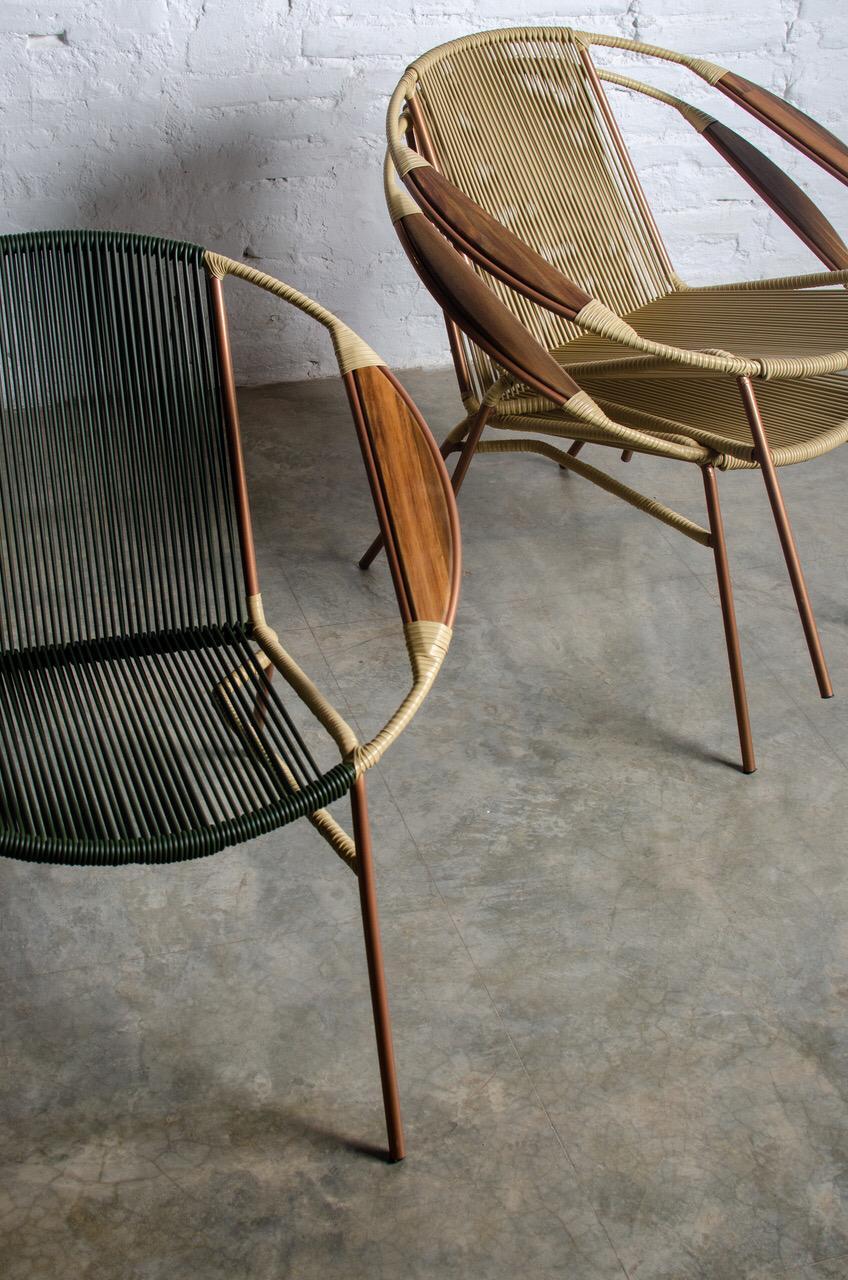 Solido Beige Chair