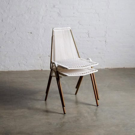 De La Finca White Chair